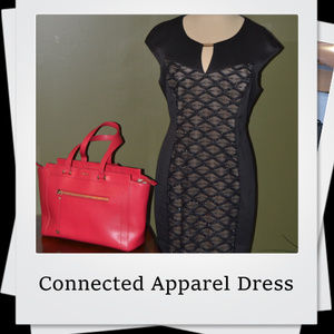 NWT |  Connected Apparel Dress